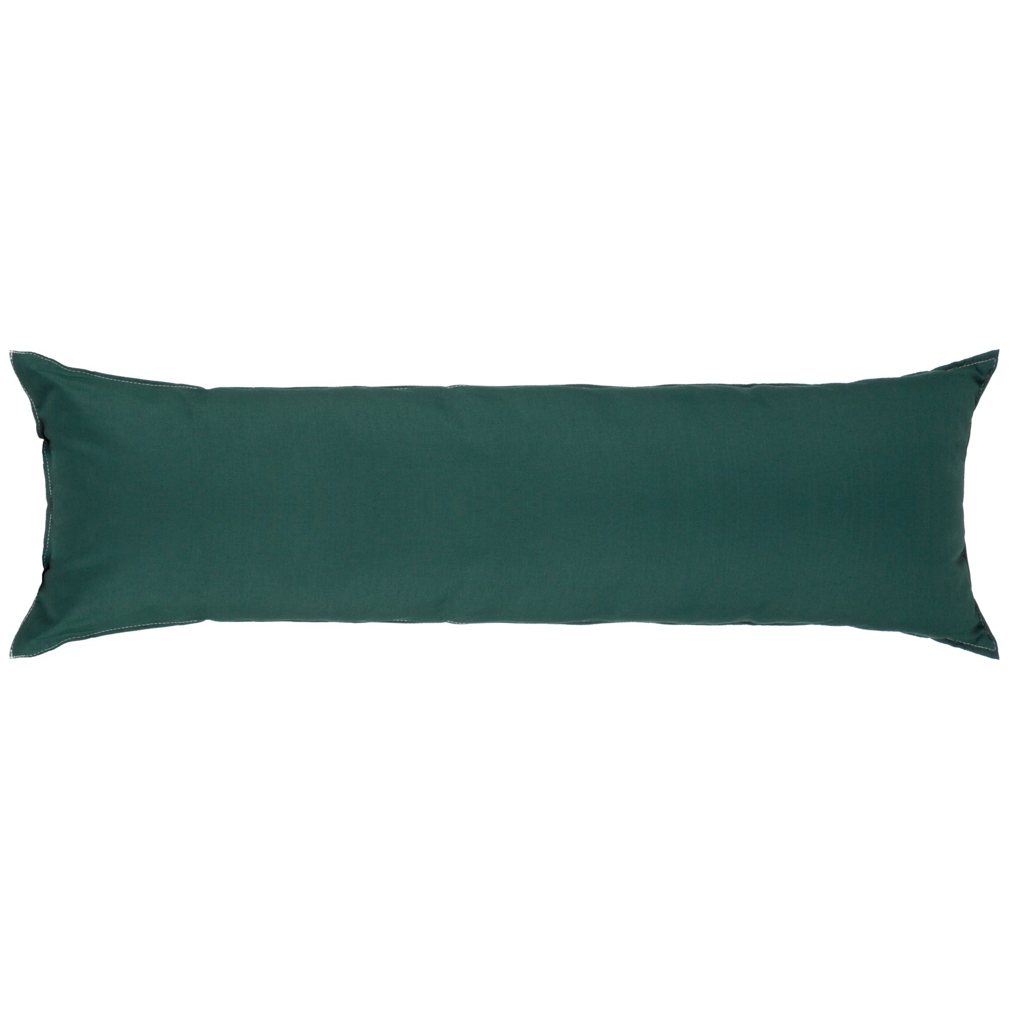 Hatteras Hammocks Sunbrella Long Hammock Pillow - Green by Hatteras Hammocks