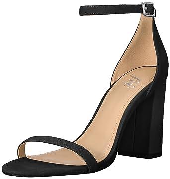 b0eb3e2d85ca Amazon.com  The Fix Women s Gracie Block Heel Strappy Sandal Heeled ...