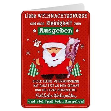Ganz Liebe Weihnachtsgrüße.Sheepworld 90483 Klappkarte Mit Umschlag Weihnachten