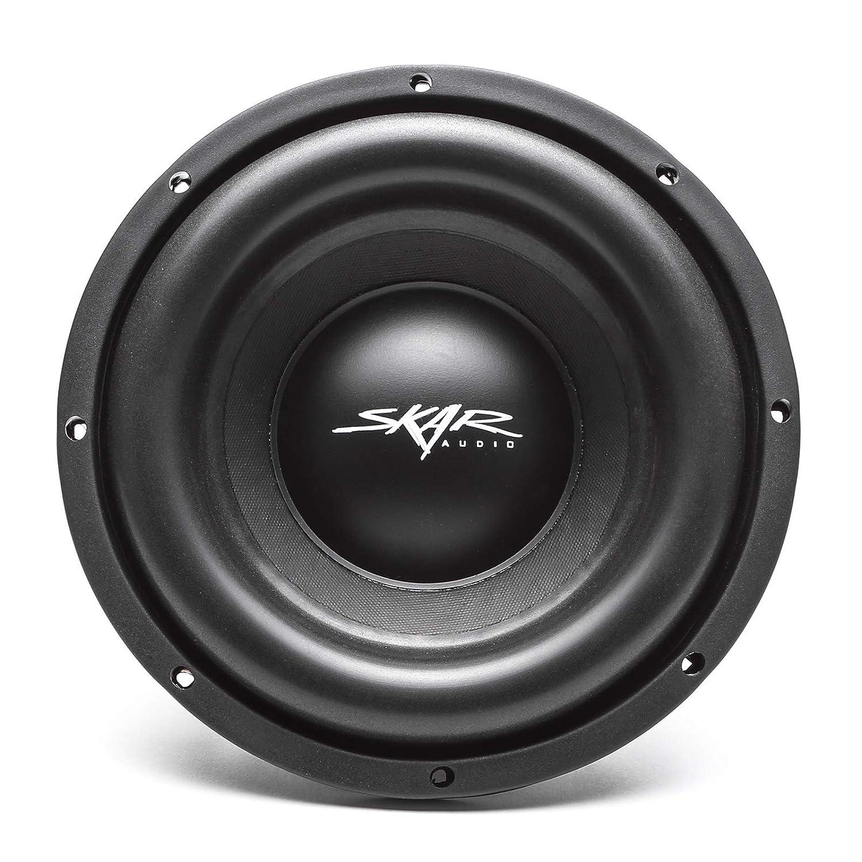Skar Audio SDR-10 D2 10 1200W Max Power Dual 2 Ohm Car Subwoofers 2 Pair of 2