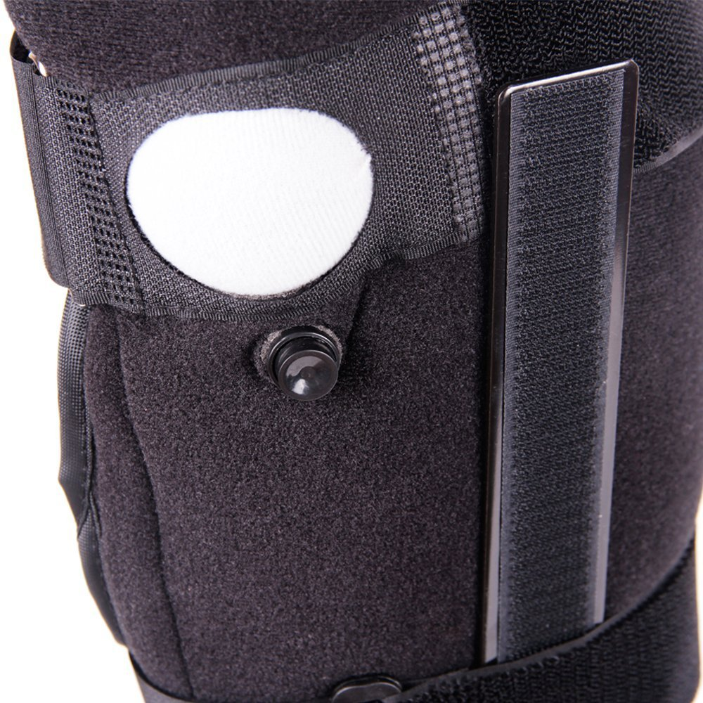 Air Cam Walker Fracture Boot, ROM Walker 17 Inch Ankle Sprain Fracture Injury Walking Boots Plantar Fasciitis Premium Airliner Walker and ROM Pneumatic Walker (Small)