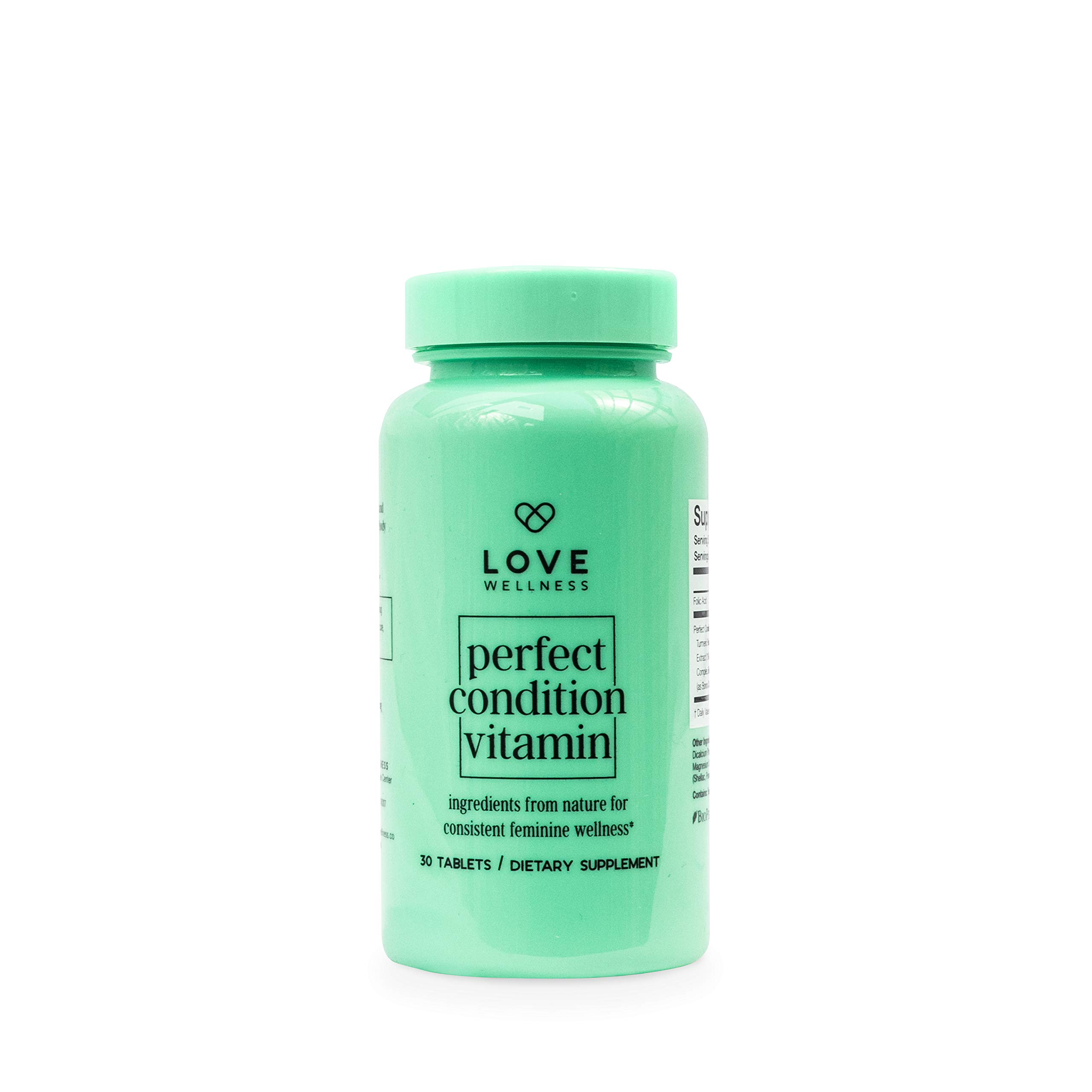 Love Wellness Perfect Condition - Vaginal Health - Reduce Inflammation & Yeast by Love Wellness