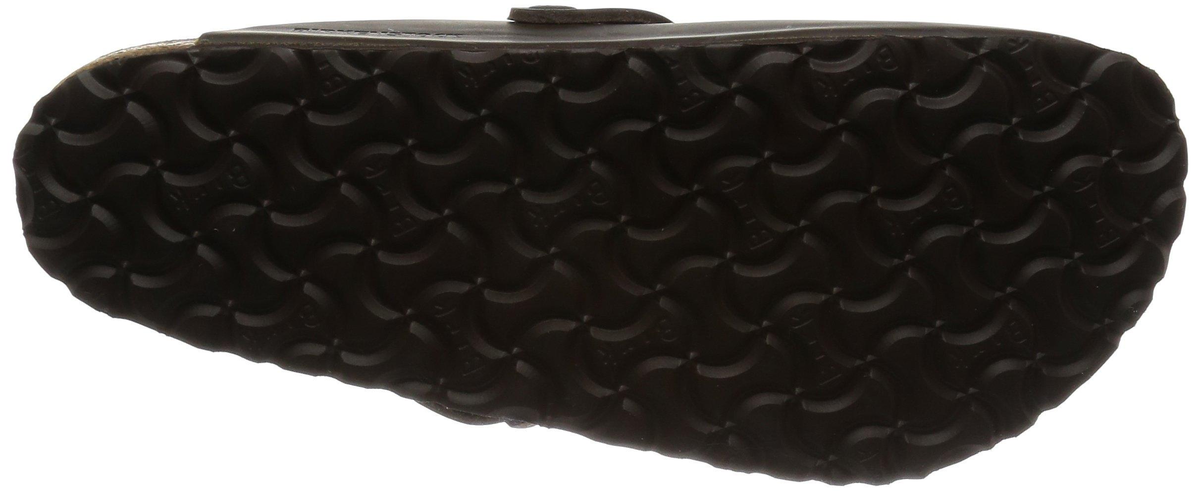 Birkenstock Boston, Unisex Adults' Clogs, Dark Brown Leather,8 UK by Birkenstock (Image #3)