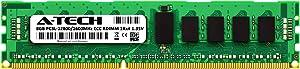 A-Tech 8GB for DELL PowerEdge T410 (1 x 8GB) PC3-12800 (DDR3-1600) ECC Registered RDIMM 240-Pin 1Rx4 1.35V Server Memory RAM