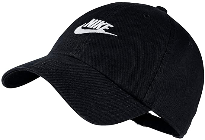 db7652b92f280 Image Unavailable. Image not available for. Colour  Nike Men s Cotton Sportswear  Heritage 86 Adjustable Cap ...