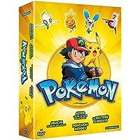 Pokémon - Coffret 4 films: Pokémon 4Ever - Célébi la voix de la forêt + Les Héros Pokémon + Jirachi, le génie des voeux + La destinée de Deoxys