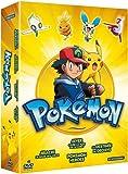 Pokémon - Coffret 4 films: Pokémon 4Ever - Célébi la voix de la forêt + Les Héros Pokémon + Jirachi, le génie des voeux + La destinée de Deoxys [Francia] [DVD]