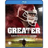 Greater on Blu-ray