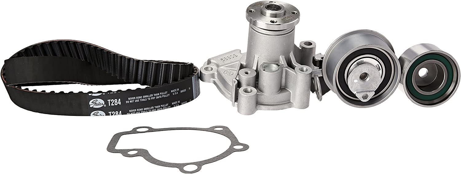 Online Automotive TBWPAUA420D 2022 Timing Belt Kit with Water Pump