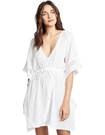 f3f3a369de Women's Contemporary Designer Swimwear Cover Ups | Amazon.com