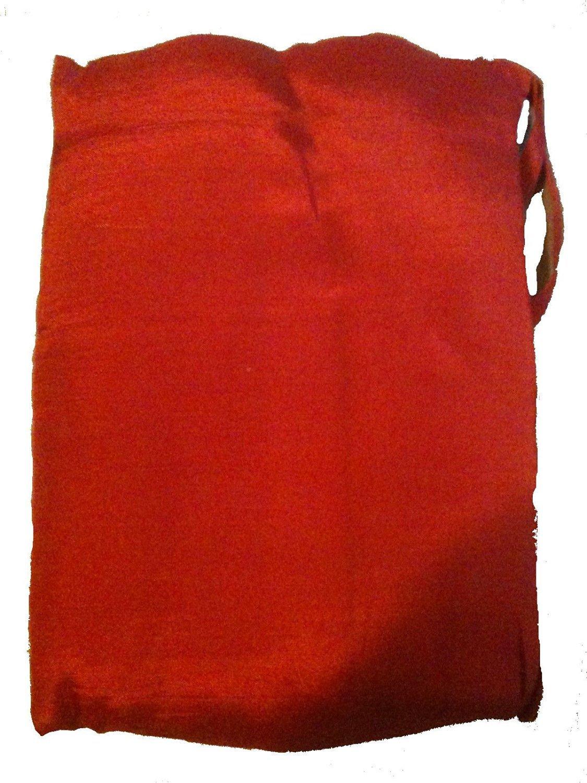 Silk Single Sleeping Bag Liner from Vietnam (1217) (Blue) Thai Khue
