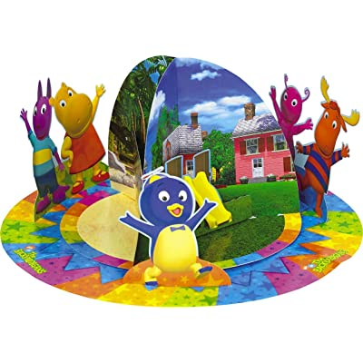 The Backyardigans 12 3/4in Centerpiece: Toys & Games