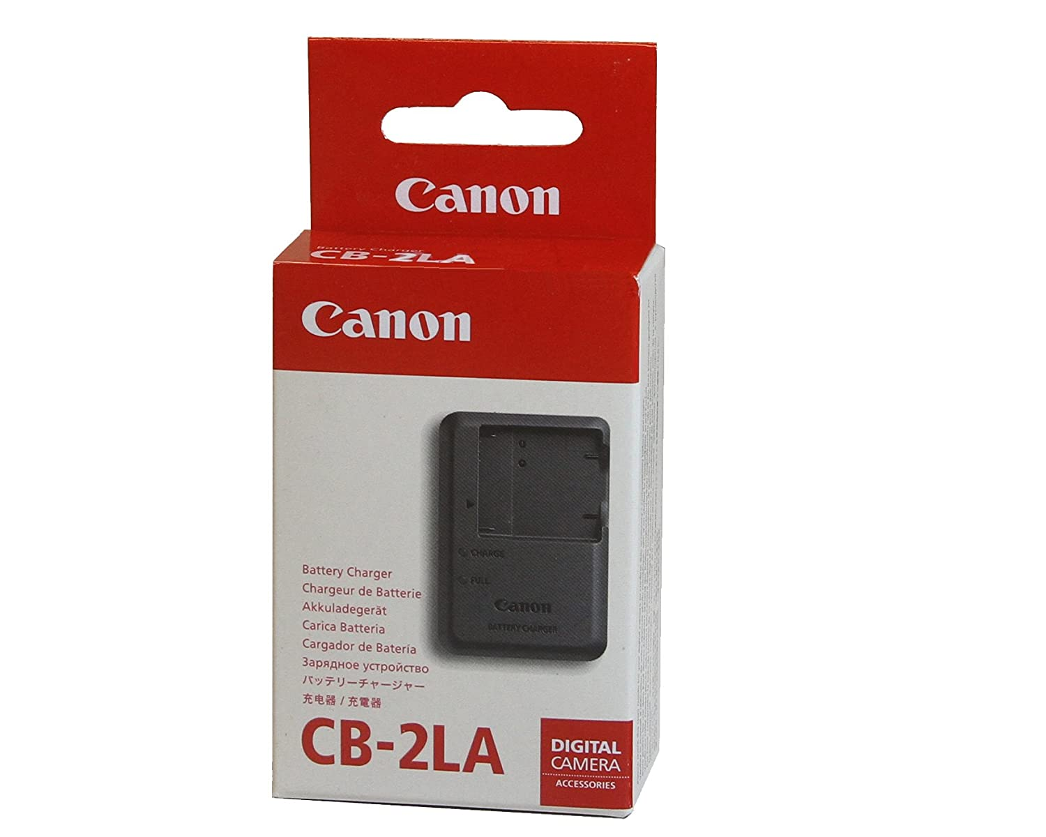 Amazon.com: Cargador de batería Canon CB-2LA: Camera & Photo