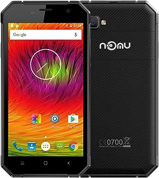 nomu S30 IP68 Smartphone 4 G Tri-proof Android 6.0 Unlocked móvil ...