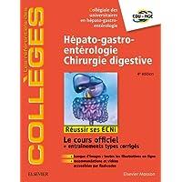 Hépato-gastro-entérologie - Chirurgie digestive: Réussir les ECNi