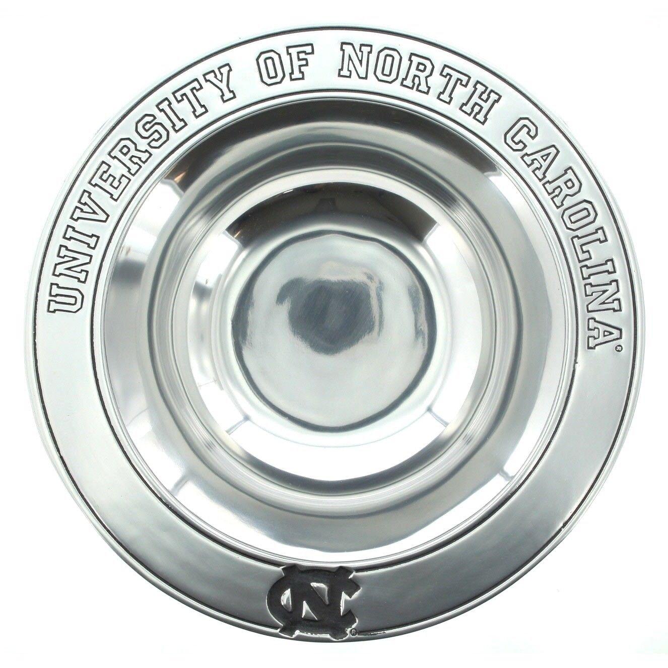 Wilton Armetale University College Medium Round Silver Serving Bowl, 12.5 Inch