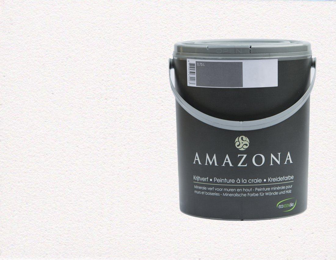 Amazona Kreidefarbe Weiß Blanc-de-Blanc 0,75 l ein Muss für Shabby ...