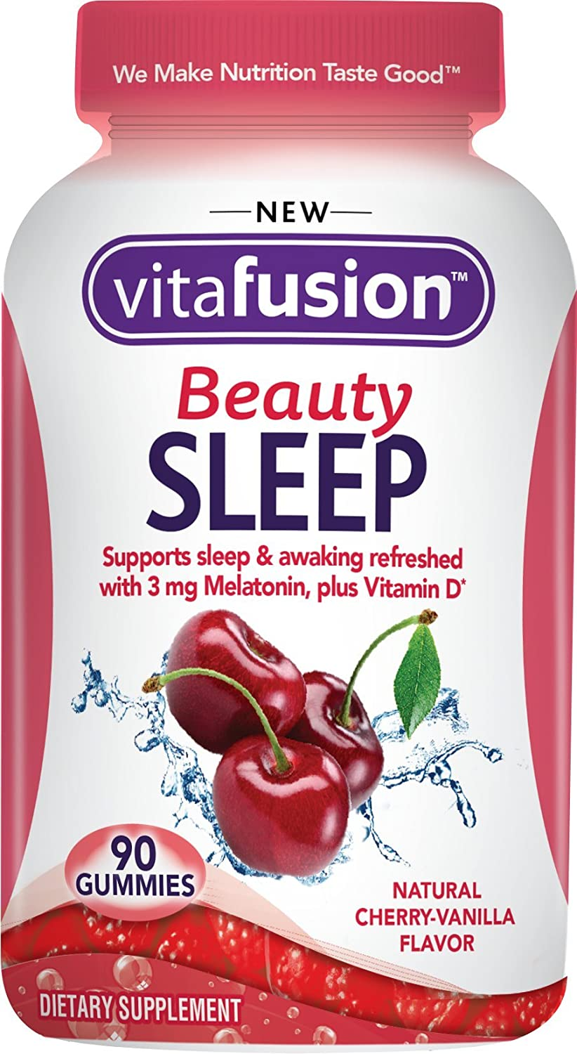 Vitafusion Beauty Sleep Gummies, 90 Count