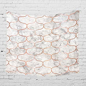 Tapicería de textura de mármol Tapiz de pared de la toalla de playa de la manta de la playa: Amazon.es: Deportes y aire libre