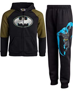 GETUBACK Baby Batman Clothing Sets Children Spring Tracksuits