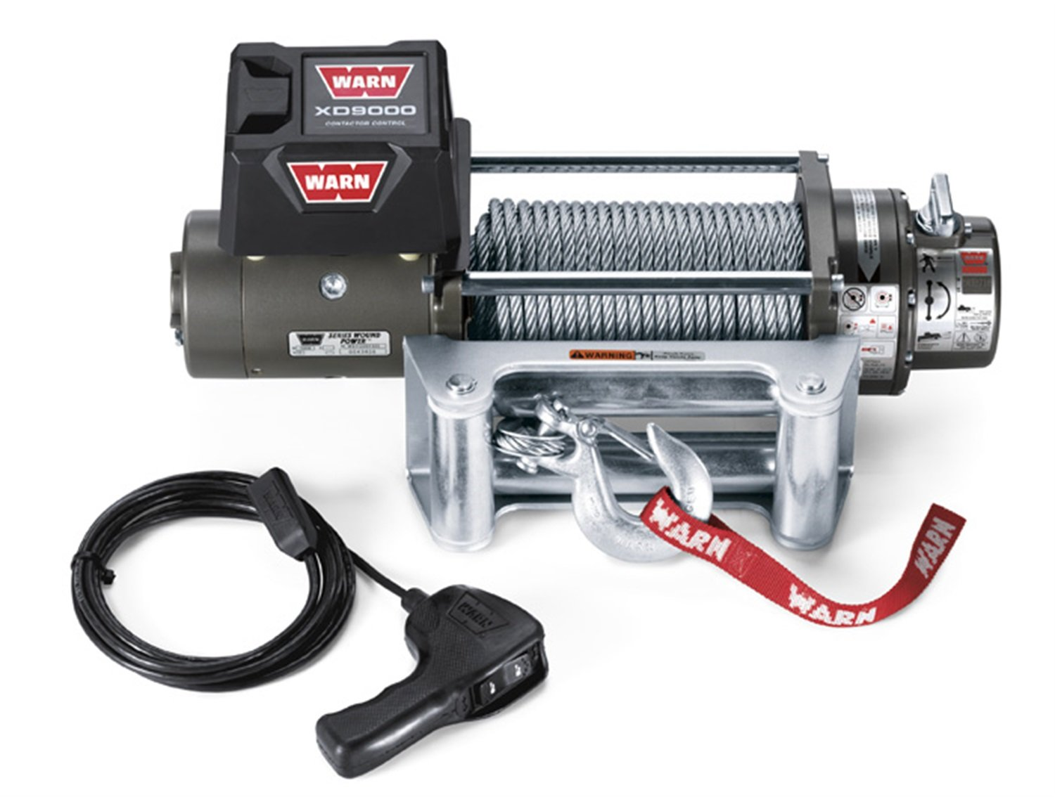 Warn 37441 Xd9000i 9000 Lb Multi Mount Winch Kit Automotive Wiring Diagram Free Picture