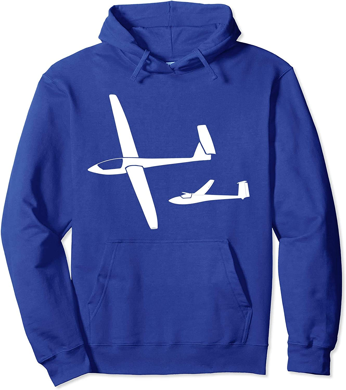 Team G.lider Gliding Soaring Sailplane Hoodie For Men and Women