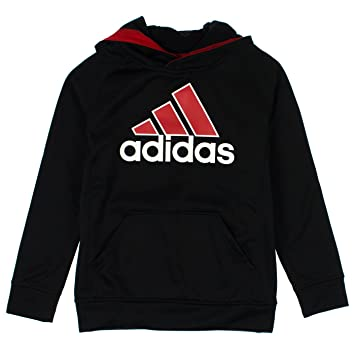 80195104022 Amazon.com  adidas Performance Youth Boys Logo Hoodie