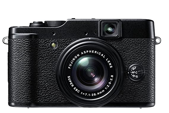 Fujifilm X10 Digital Camera - Black + Case and 32GB: Amazon