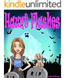 HAUNT FLASHES: A GHOST COZY MYSTERY (A Chance of a Ghost Mystery Book 1)
