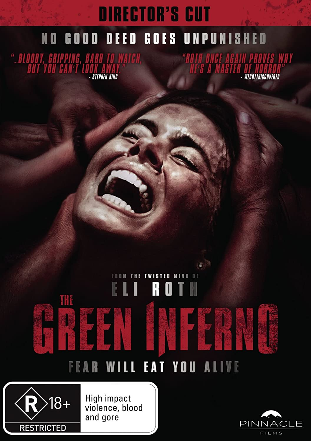 Amazon Com The Green Inferno Director S Cut Directed By Eli