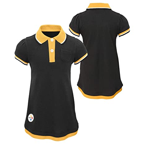 e11b334103a Amazon.com   Outerstuff Pittsburgh Steelers NFL Lil Cheer Coach ...