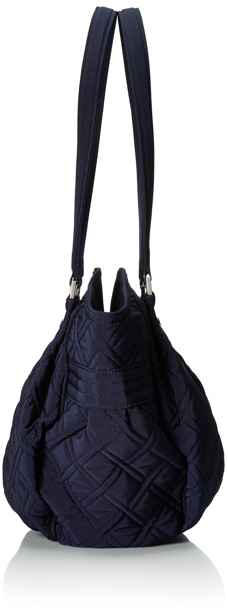 Vera Bradley Glenna 2 Shoulder Bag, Classic Navy, One Size by Vera Bradley (Image #3)