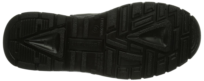Safety Jogger  BLK) Unisex-Erwachsene Sicherheitsschuhe Schwarz (schwarz BLK)  5493f8