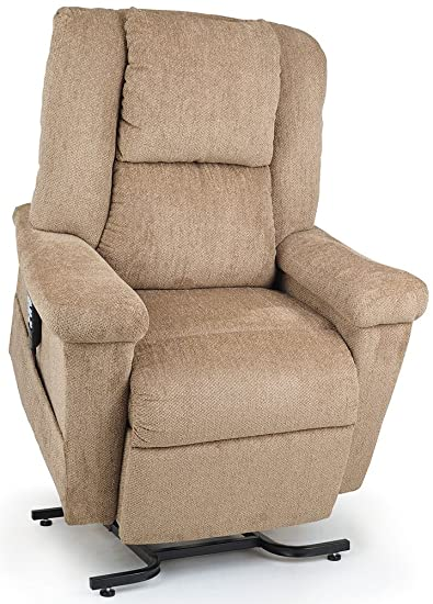StellarComfort Collection UC680 Zero Gravity Lift Chair Recliner With Power  Pillow  Wicker (curbside Delivery