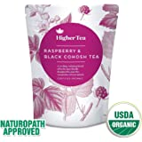 Raspberry and Black Cohosh Tea for menopause relief. Perfect Cooling support, calming tea formula for symptoms like hot…
