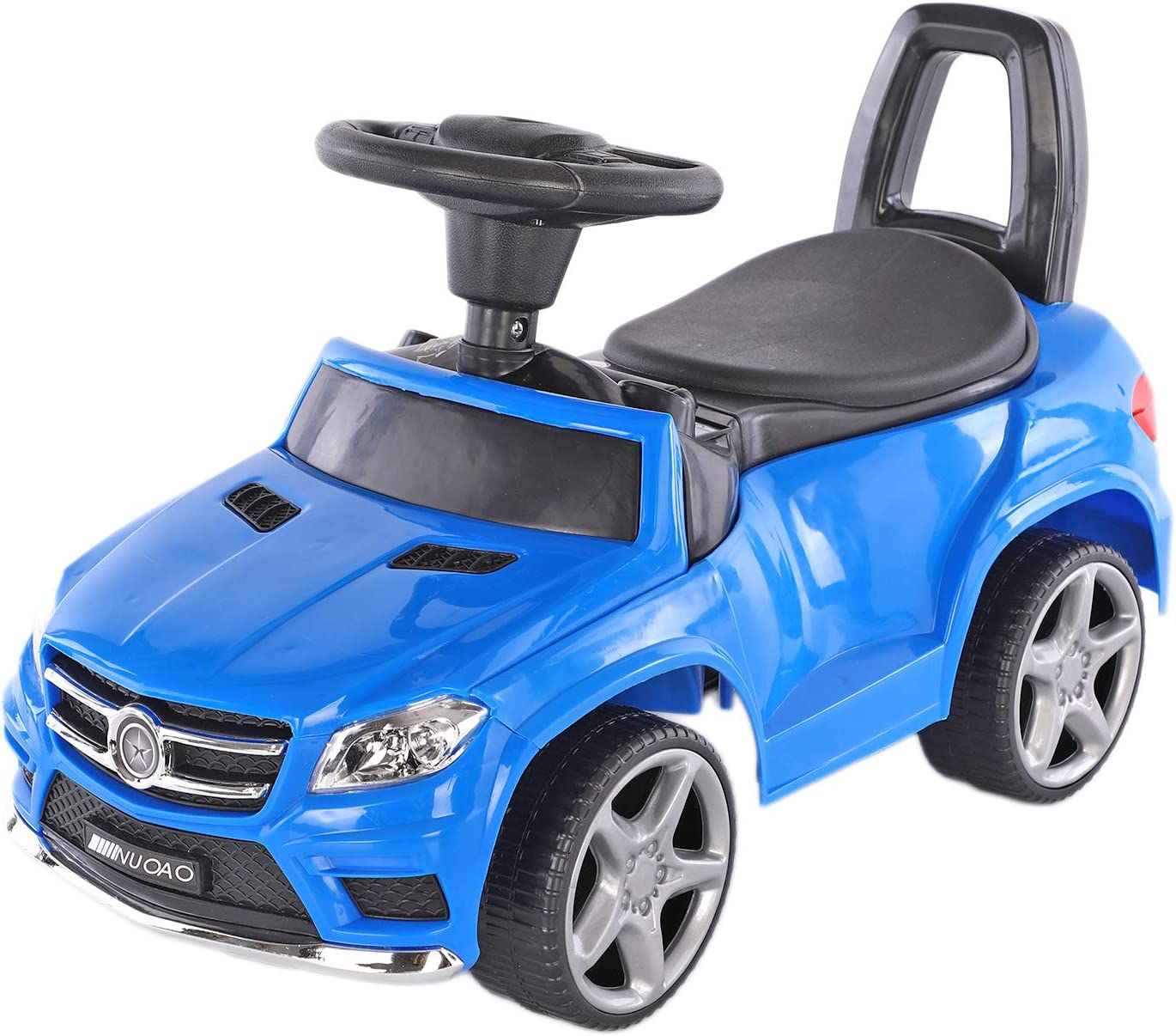 Toy House Mercedes AMG Benz Push car for Kids (1 to 3 YRS ), Blue:  Amazon.in: Toys & Games