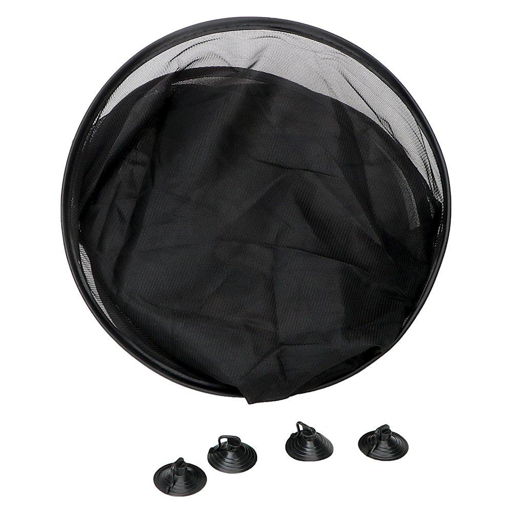 NOPNOG auto parasole tenda parasole per lunotto posteriore in rete tende