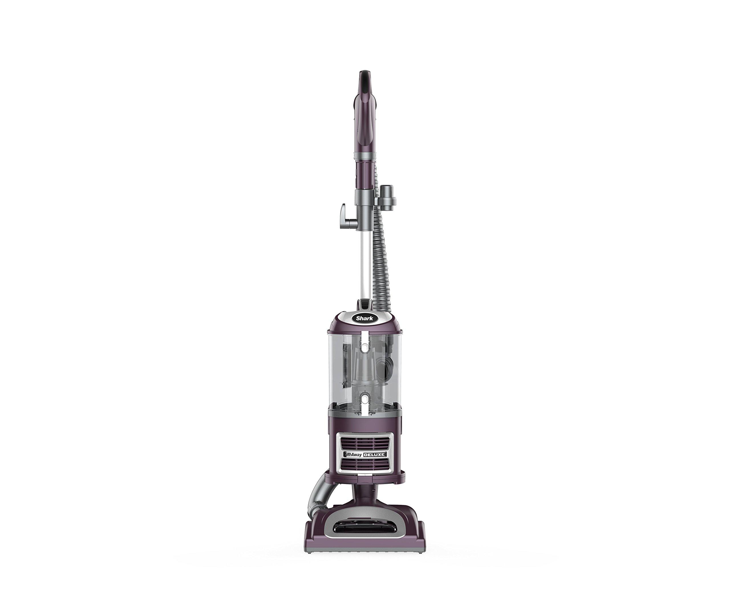 Shark Navigator Lift-Away Deluxe Upright Vacuum, Purple (NV361PR) by SharkNinja
