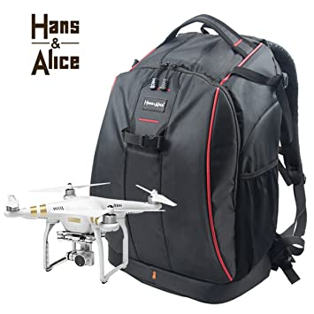 Drone mochila impermeable para DJI Phantom 3/Phantom 4 Drone ...