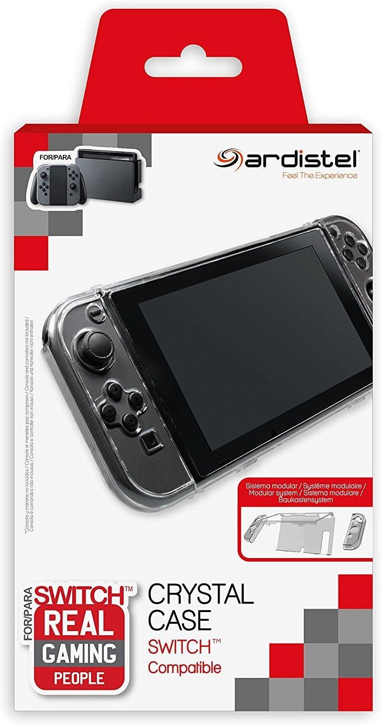 Ardistel - Crystal Case (Nintendo Switch): Amazon.es: Videojuegos