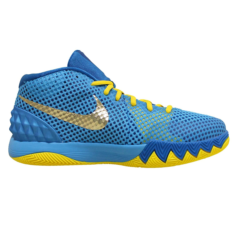 Cereal Blue Volt Amazon.com Nike Kyrie 1 GS Kyrie Youth Boys ... 8c2d0ab94