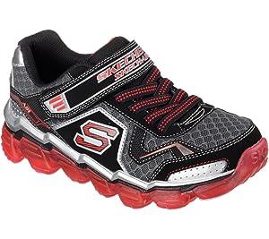 2bb981fa4d62 Skechers Kids Boys Skech Air-Turbo Track Athletic Sneaker (Little Kid Big  Kid