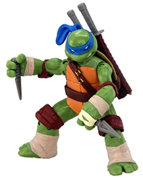 Tortugas Ninja - Figura articulada Leo (Giochi Preziosi 96500)