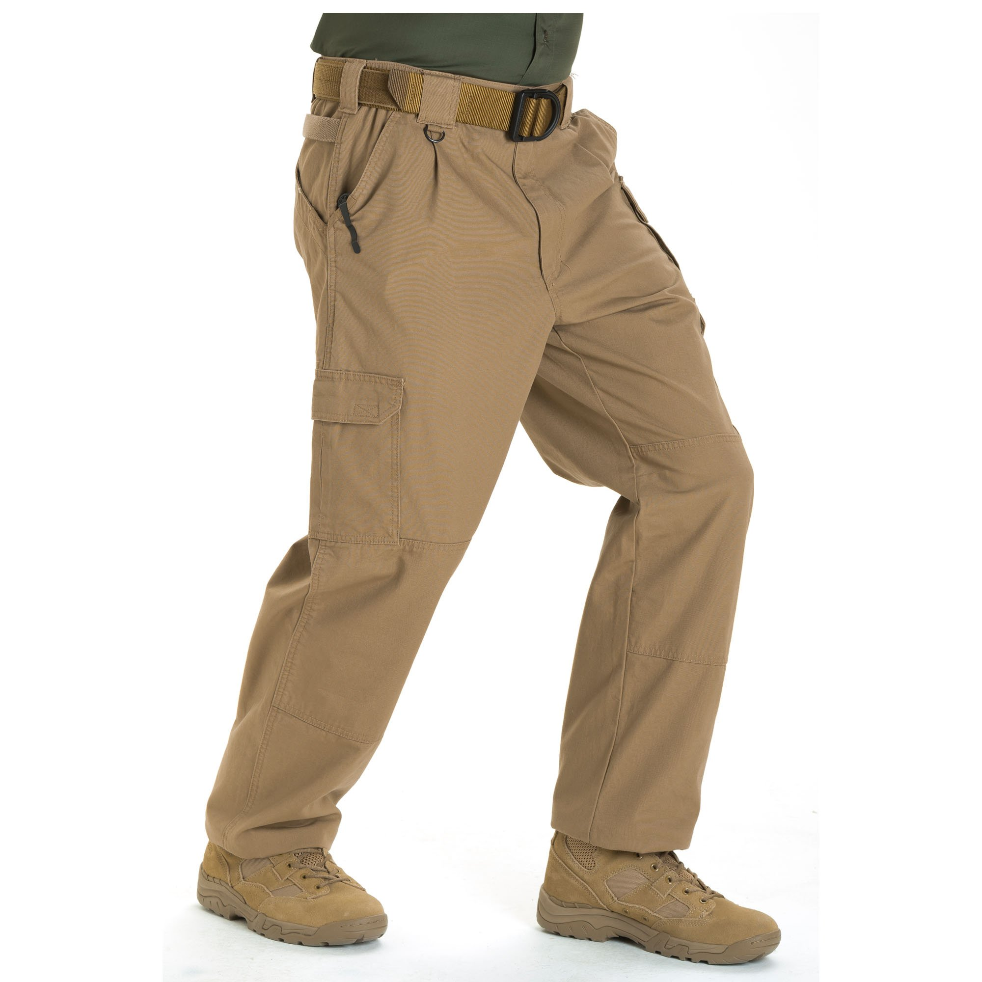 5.11 Tactical Men's Active Work Pants, Superior Fit, Double Reinforced, 100% Cotton, Style 74251 by 5.11