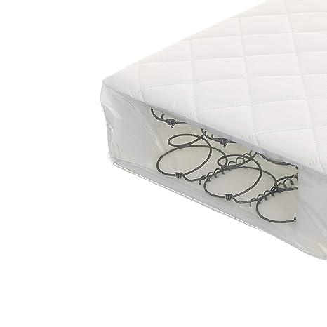 more photos 3b08c b1cac Obaby Spring/Sprung Cot Bed Mattress (140 cm x 70 cm)