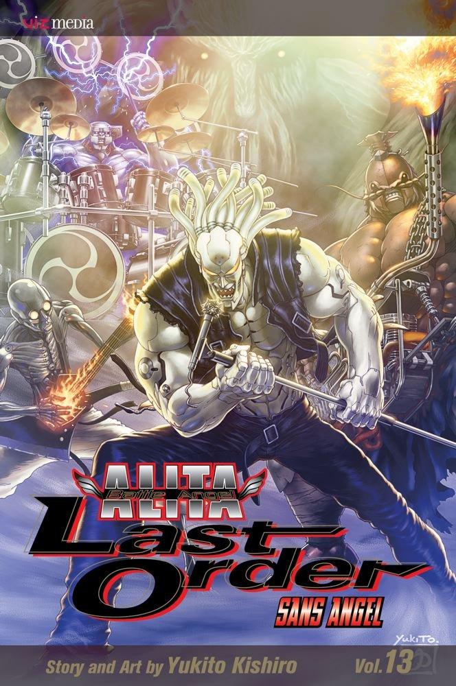 Download Battle Angel Alita: Last Order, Vol. 13 (Battle Angel Alita (Graphic Novels)) ebook