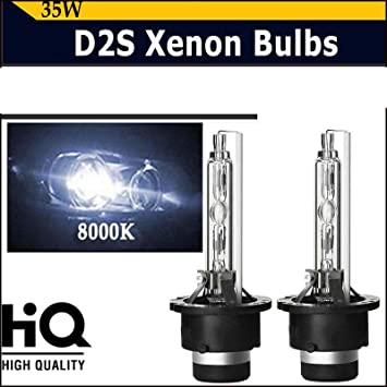 2Pcs D2S D2R OEM Headlight Bulbs HID Xenon Lapms 85126 66050