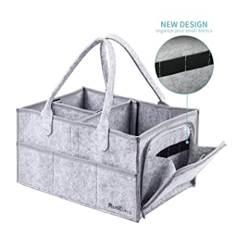 Boxes & Storage Baby Diaper Caddy Organizer:large Diaper Stackerx,collapsible Diaper Diaper For Nursery Décor