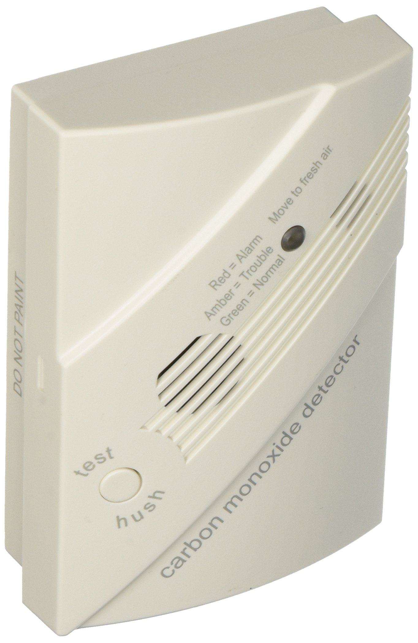 Edwards Signaling 260-CO, SAFEAIR, CO DETECTOR
