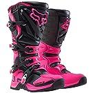 Fox Girls Motocross-Stiefel Comp 5 Pink Gr. 42.5